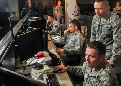 Russ Bassett - Government - Flex command and control consoles