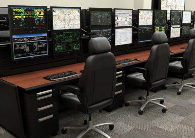 Russ Bassett - Military Operations Center Console Workstations