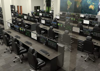 security operations console workstations