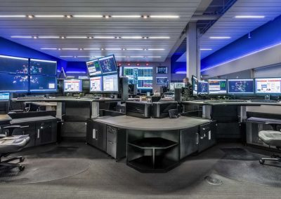 workstations for utility control
