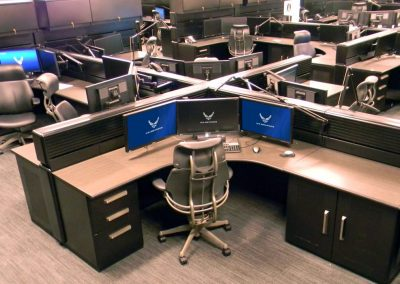 military operations consoles russ bassett