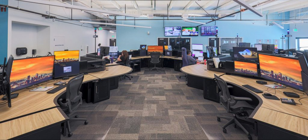 Using Accent Color in Your 911 Dispatch Center