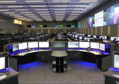 bexar metro 911 russ bassett console work stations