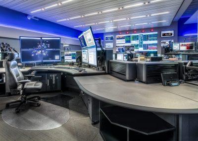 operations control utilities russ bassett consoles