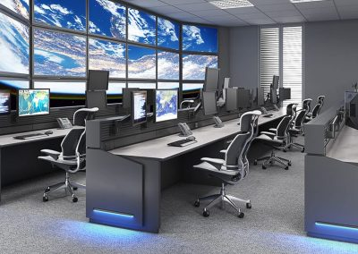 Command and Control Consoles Global Security Operations - Russ Bassett
