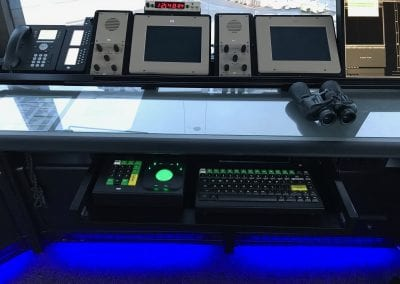 Air Traffic Control Console by Russ Bassett