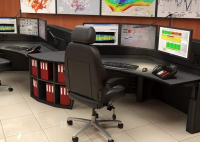 Operations Control Room - Russ Bassett