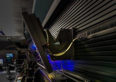 Russ Bassett Vector Cable Pass-Through