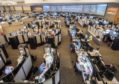 utiity operations work station consoles