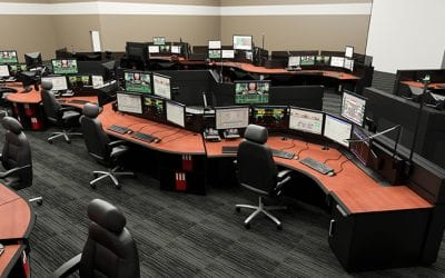 How to Set Up Your Computer Control Room Furniture for Maximum Efficiency
