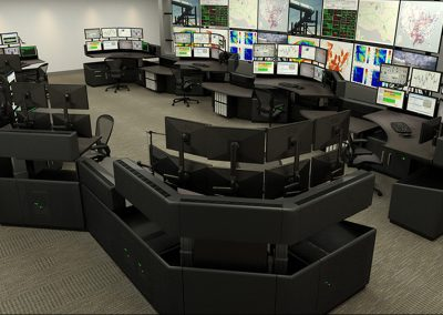 Military Operations Control - Russ Bassett