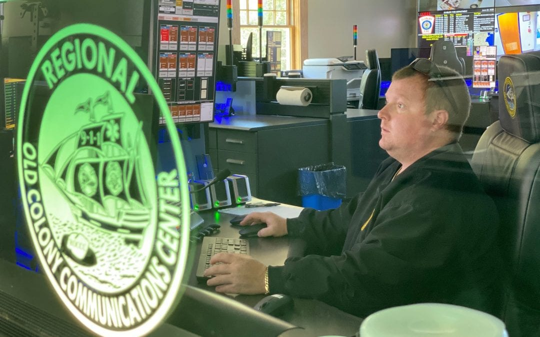 ROCCC 911 Chooses Russ Bassett Public Safety Consoles