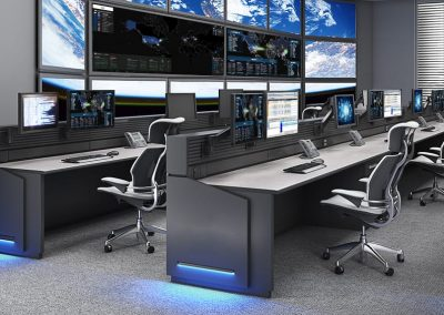 Consoles for Command and Control - Russ Bassett