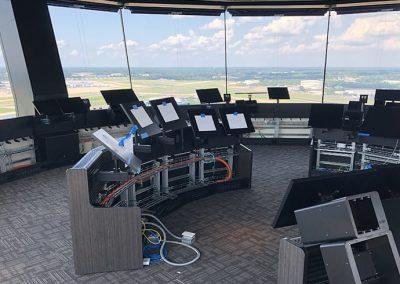 ATC Tower Consoles-Russ Bassett