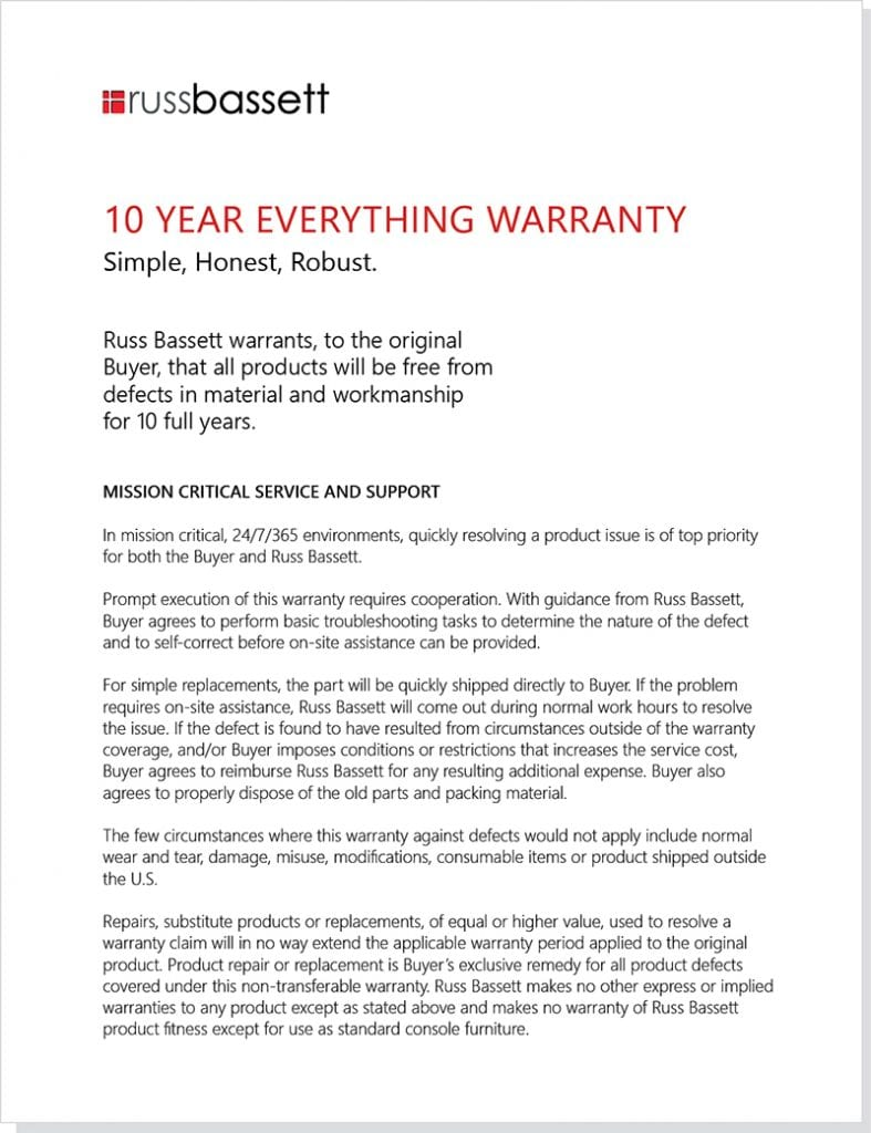 russ-bassett-warranty