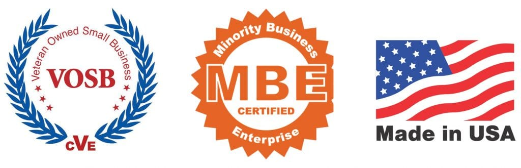 veteran owned minority owned made in usa