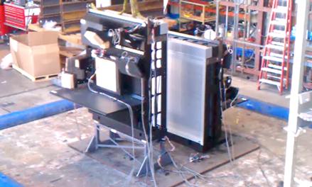 Russ Bassett ATC Consoles Durability on the Shake Table