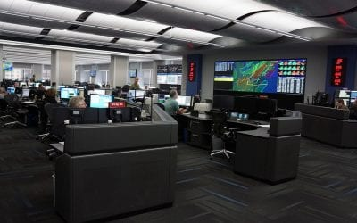 Why Choose Russ Bassett Consoles for Global Security Operations Centers?