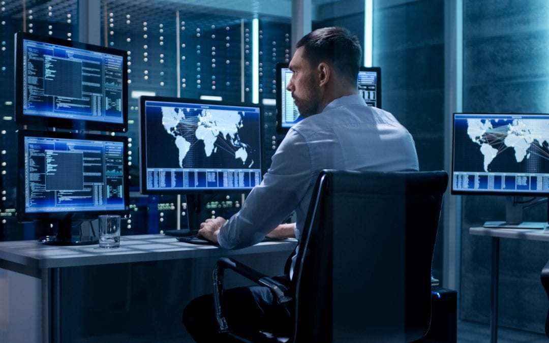 global security consoles