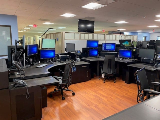 Modern Consoles Improve the Prince William County Office of Public Safety Communications