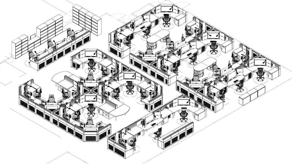 Prince William public safety floorplan