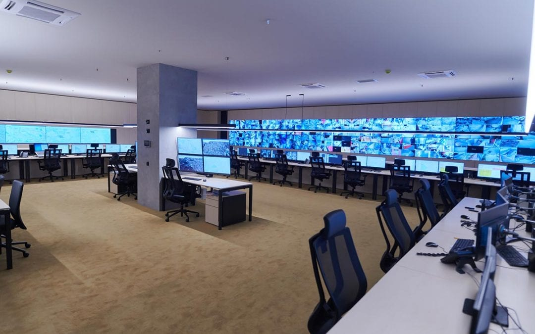 5 Tips For Your CCTV Control Room Design