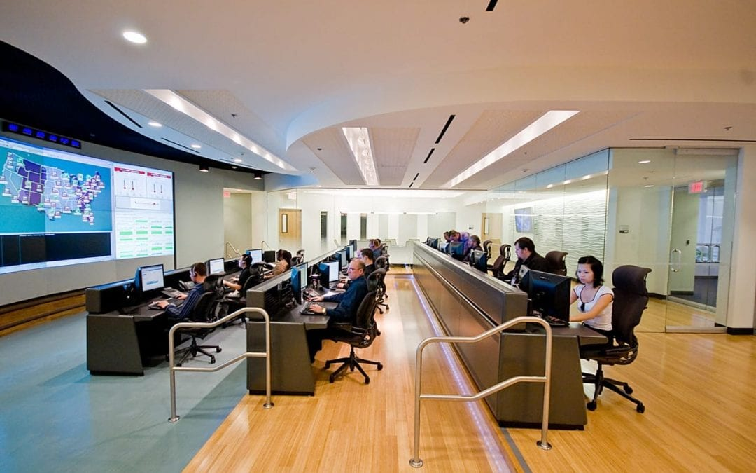 Do You Need Command Center Furniture? 9 Types of Organizations that Use Command Consoles
