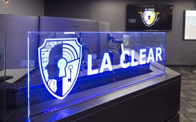 LA CLEAR HIDTA Upgrades to Russ Bassett Console Furniture